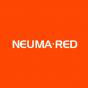 Logo empresa: neuma red (venta de nuemáticos)