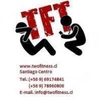 Logo empresa: twofitness