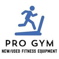 Logo empresa: pro gym equipment