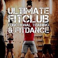 Logo empresa: ultimate fitclub lc