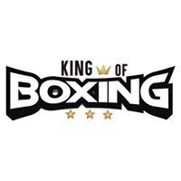 Logo empresa: king of boxing gym