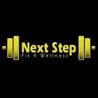 Logo empresa: next step