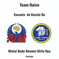 Logo empresa: team raion