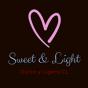 Logo empresa: sweet & light