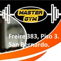 Logo empresa: mastergym (san bernardo)