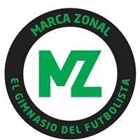 Logo empresa: marca zonal (el gimnasio del futbolista)