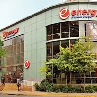 Logo empresa: gimnasio energy (mall plaza vespucio)