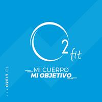 Logo empresa: o2 fit (vitacura)