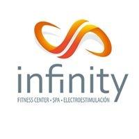 Logo empresa: infinity fitness