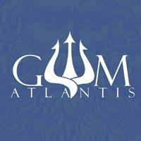 Logo empresa: gymatlantis (equipamiento para gimnasios )