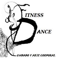 Logo empresa: fitness dance academia