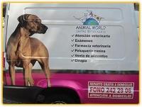 Logo empresa: animal world
