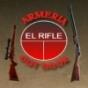 Logo empresa: el rifle