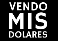 Logo empresa: vendo mis dolares