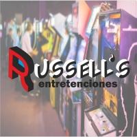 Logo empresa: entretenciones russell`s
