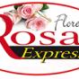 Logo empresa: rosas express