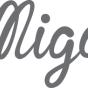 Logo empresa: migo laboratorio