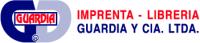 Logo empresa: guardia