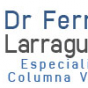 Logo empresa: dr. fernando larraguibel - especilista en columna vertebral