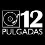 Logo empresa: disquería 12 pulgadas