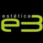 Logo empresa: centro de estética e3