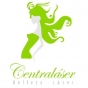 Logo empresa: centraláser (depilación láser)