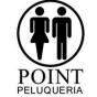 Logo empresa: point peluquería