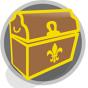 Logo empresa: baul del estampado