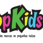 Logo empresa: topkids