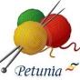 Logo empresa: petunia