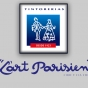 Logo empresa: l art parisien (centro)