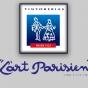 Logo empresa: l art parisien (jardín)