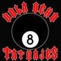 Logo empresa: bola ocho tatuajes