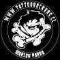 Logo empresa: tattoo rockers (providencia)