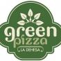 Logo empresa: green pizza