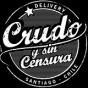 Logo empresa: crudo delivery (providencia)