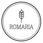 Logo empresa: romaria pizzeria