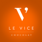 Logo empresa: le vice chocolat