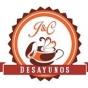 Logo empresa: j & c desayunos