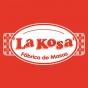 Logo empresa: la kosa  (casa matríz, franklin 1321)