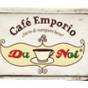 Logo empresa: da noi, café y emporio